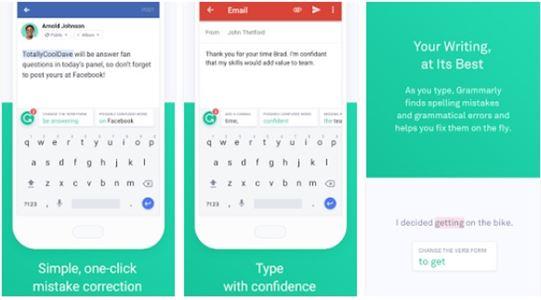 Grammarly Keyboard Kini Tersedia Untuk Android