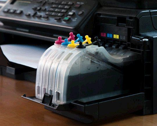 Mengatasi tinta printer yang tidak keluar setelah ganti head