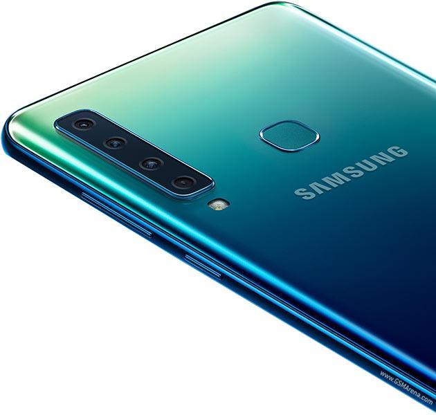 Samsung Galaxy A9 (2018) 4 Modul Kamera