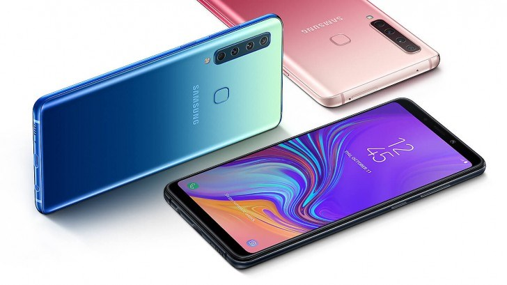 Warna Samsung Galaxy A9 (2018)