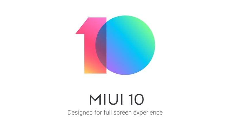 HP Xiaomi Yang Dapat update MIUI 10