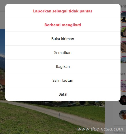 cara download video di instagram dengan downloadgram dot com