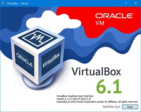 Cara Install VirtualBox di Windows 10