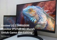 Review LG 22MK600M Monitor IPS Full HD Murah Untuk Game dan Editing 600